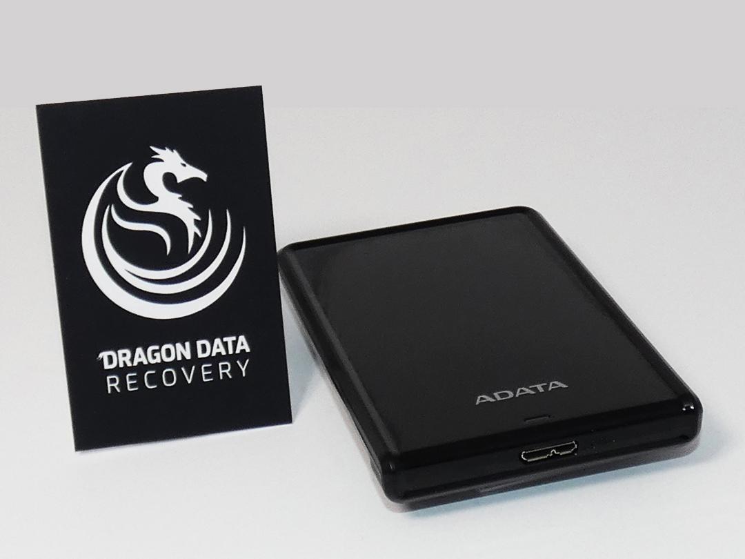 Adata Slim Hv620s External Hard Drive 1TB 2TB 4TB Data Recovery, Hard Drive Data Recovery
