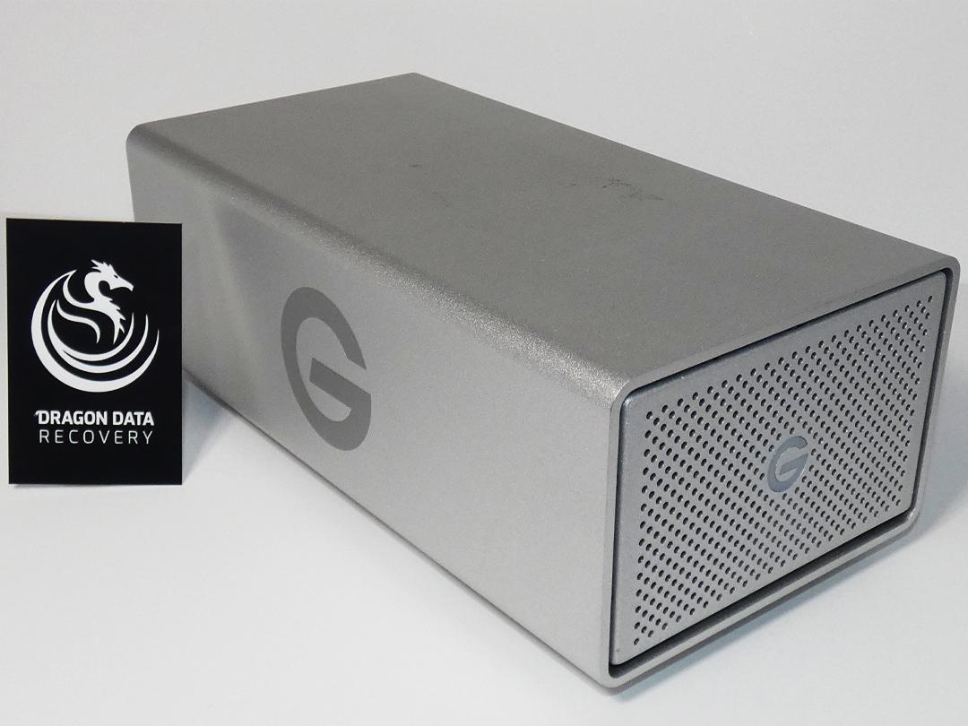 G-RAID Removeable Desktop Drive 4tb 8tb 12tb Data Recovery, P/N 0G03258 Professional Data Recovery, RAID Data Recovery