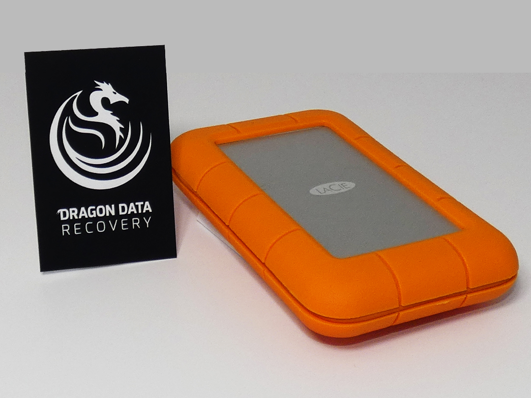 Lacie Rugged External Hard Drive Data Recovery
