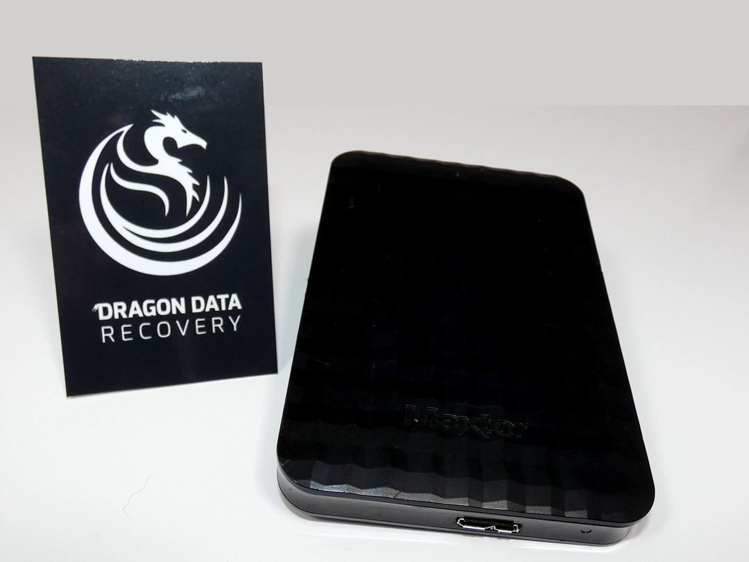 Maxtor M3 Portable 1tb Model HX-M101TCB/GMR NM13VN00 Professional Data Recovery, Hard Drive Data Recovery