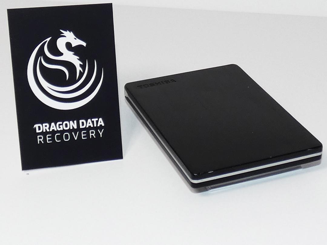 Toshiba Slim External Hard Drive 500gb Data Recovery P/N HDTD205EK3DA Professional Data Recovery